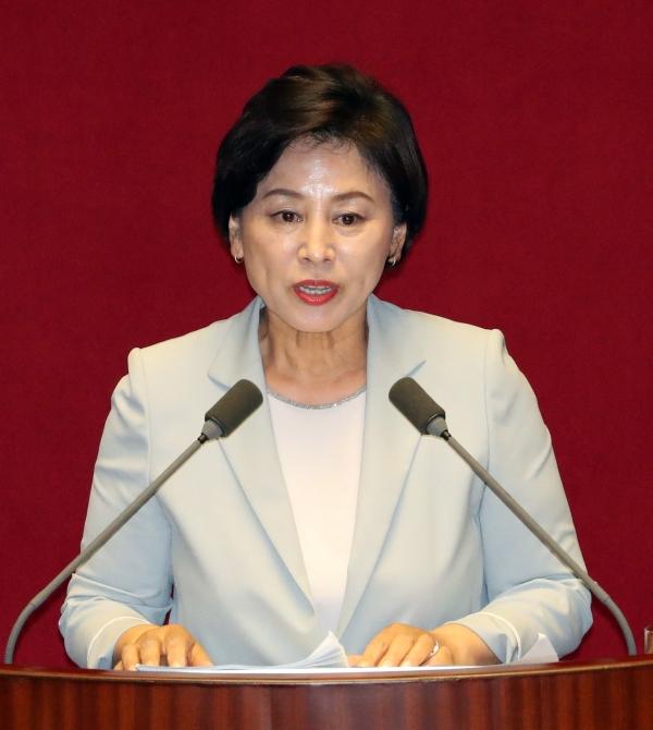더불어민주당 남인순 의원. ⓒ뉴시스·여성신문