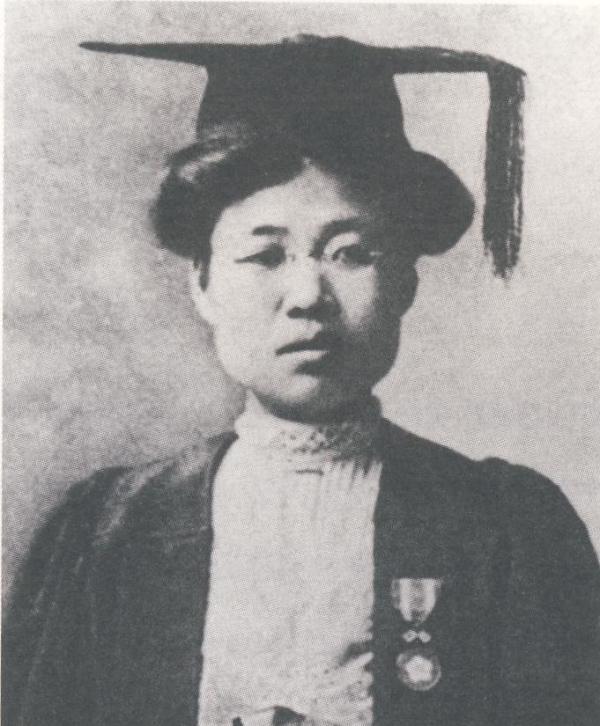 박에스더는 19세에 1896년 볼티모어 여자의과대학에 학생으로 입학한다.