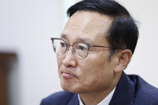 홍영표 더불어민주당 국회의원 ⓒ뉴시스‧여성신문