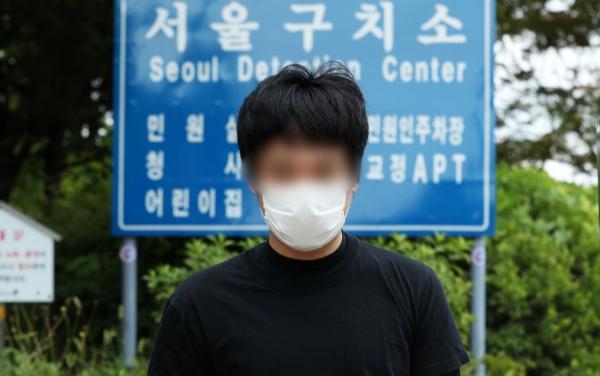 세계 최대 아동 성 착취물 사이트 '웰컴 투 비디오' 운영자인 손정우 씨 ⓒ뉴시스<br>