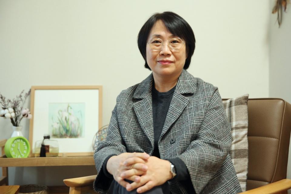 박미라 '치유하는글쓰기 연구소' 소장 ⓒ홍수형 기자