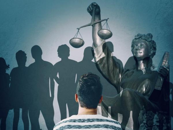 신상공개를 통한 여론재판에는 사법기관에 대한 깊은 불신이 있다. ⓒ여성신문