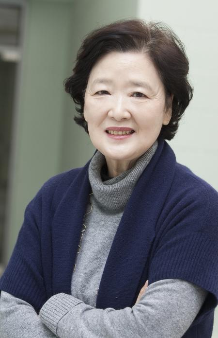 """이계경 한국문화복지협의회 회장은 """"지난 21년간 문화봉사자를 많이 키워냈고 이들이 기획자로, 봉사자로 꾸준히 활동하는 모습에 보람을 느낀다""""며 뿌듯해했다. ⓒ이정실 사진기자"""