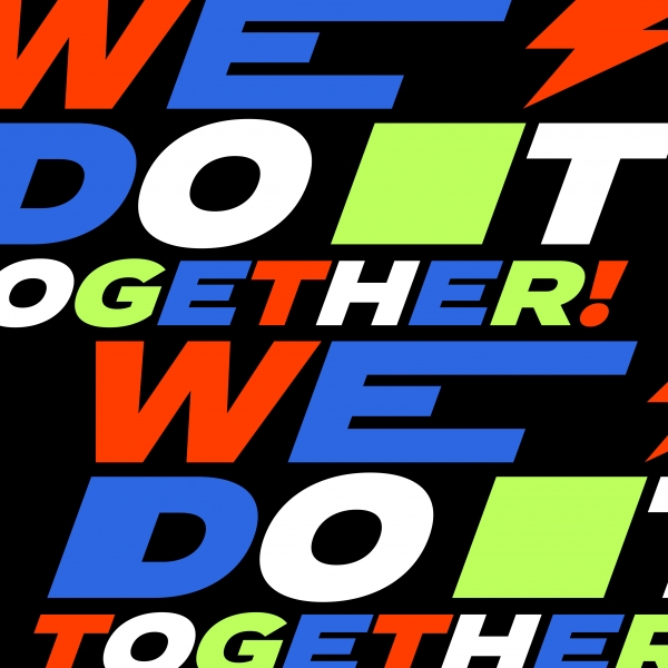 여성 록 컴필레이션 'We, Do It Together' ⓒWeWeWe 기획단
