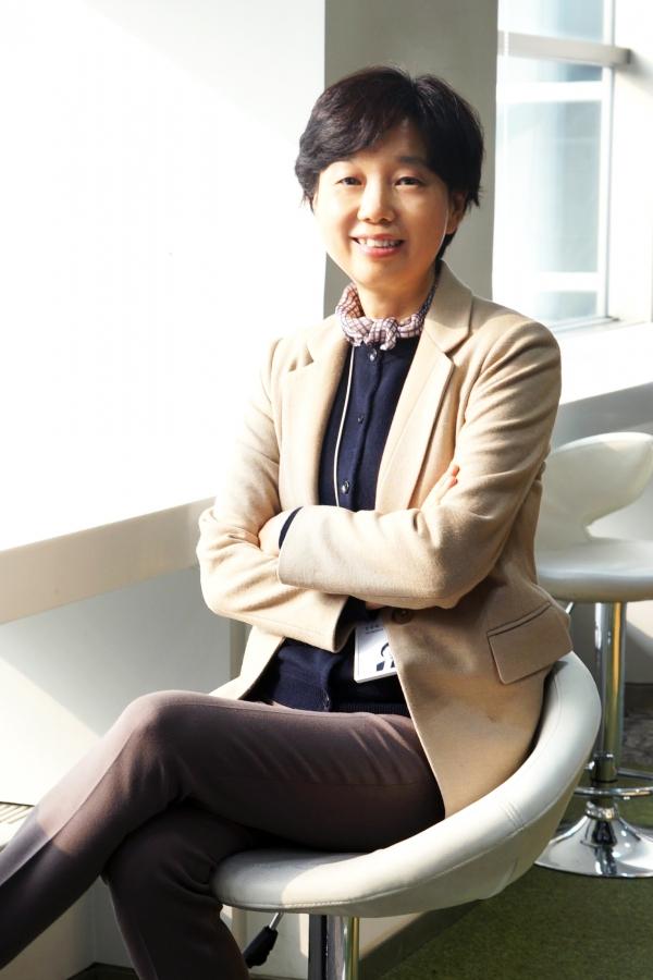 '제20회 올해의 여성과학기술인상' 산업 부문 수상자인 장영래 LG화학 수석연구위원 ⓒ본인 제공