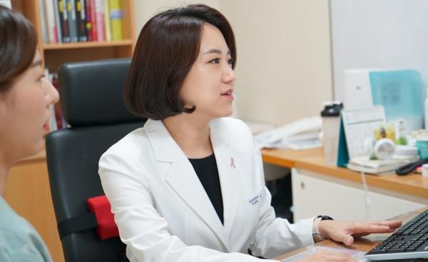 민트병원 유방갑상선센터 이선정 센터장 ⓒ민트병원