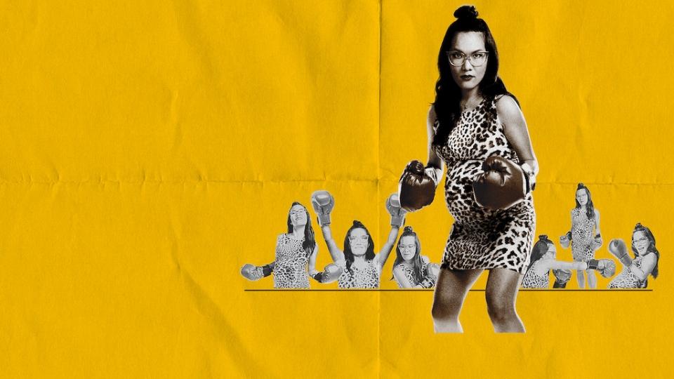 앨리 웡의 넷플릭스 스탠드업 코미디 쇼 '앨리 웡: 성性역은 없다' ⓒNetflix