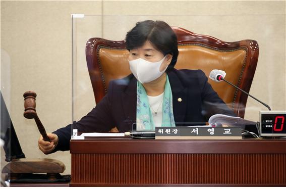 서영교 국회 행정안전위원회 위원장 ⓒ서영교 의원실