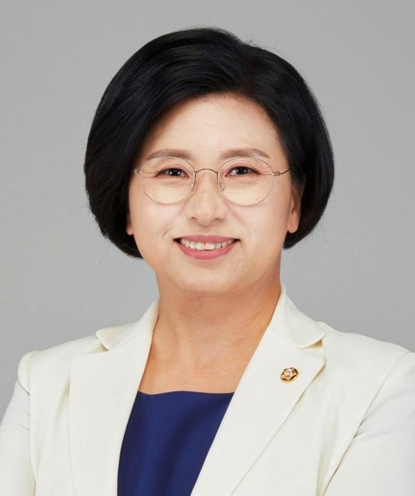 국회 여성가족위원회 소속 양경숙 더불어민주당 의원. ⓒ양경숙 의원실