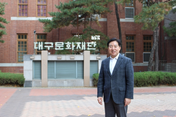 대구문화재단 이승익 대표이사