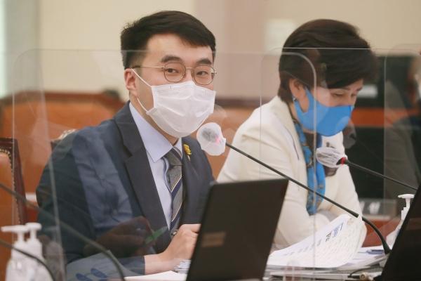 김남국 더불어민주당 의원. (공동취재사진)