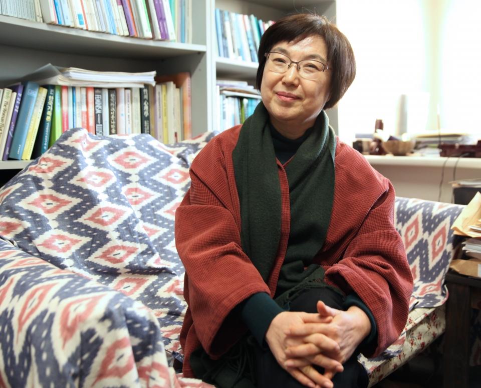 김은실 서울시특별대책위원회 위원장 ⓒ홍수형 기자