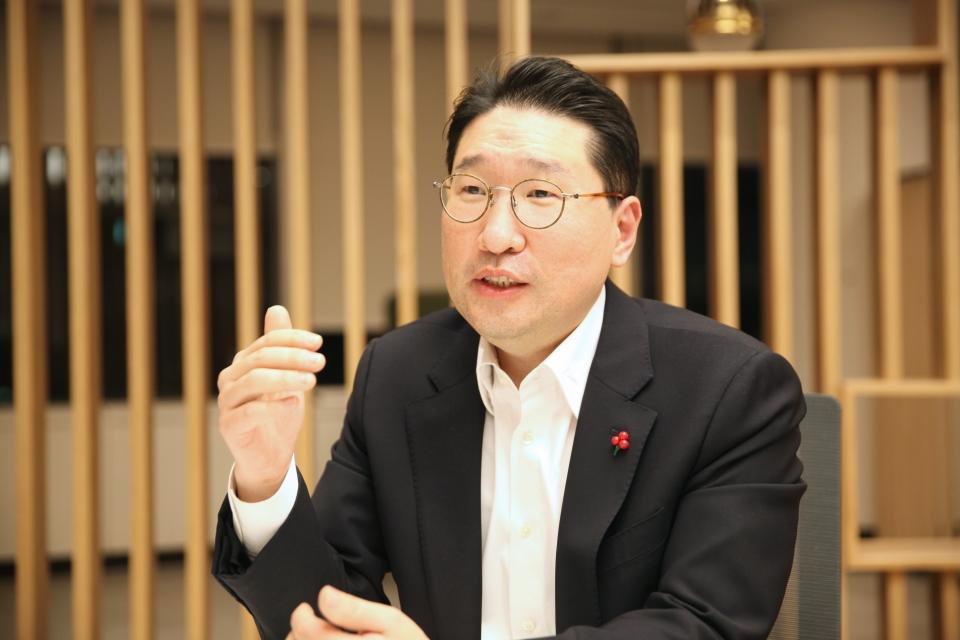 이상현 대표 ⓒ홍수형 기자