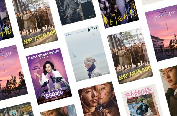 올해 코로나19로 휘청거린 극장가에서도 여성감독의 영화들, '여성'을 키워드로 한 영화들이 입소문을 타고 약진했다.