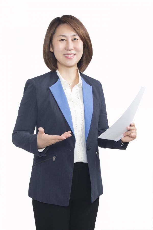 은선심 전국전력노조 한일병원지부 위원장. 본인 제공.