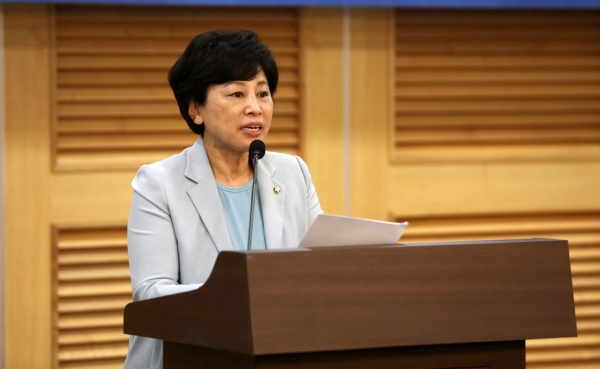 남인순 더불어민주당 의원. ⓒ뉴시스·여성신문