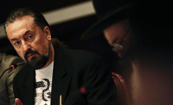 터키 사이비 종교 교주 아드난 옥타르 ⓒAP∙뉴시스