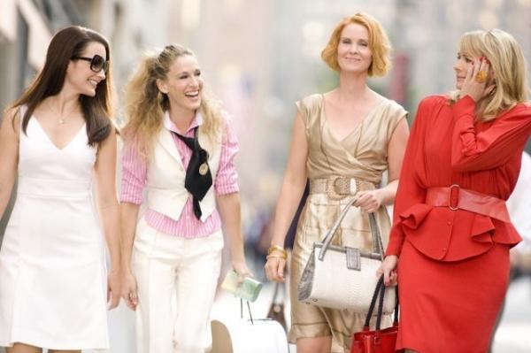 영화 '섹스 앤 더 시티'(2008) 스틸컷 ⓒ시네마서비스