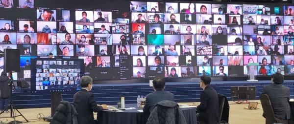 '2차 온라인 열린토론회'에 참가한 시도민들이 낸 의견과 질문을 분석한 결과 지역 전문가들은 제도와 시스템에, 시도민들은 나의 삶에 미치는 영향에 대해 관심있는것으로 나타났다. ⓒ권은주 기자