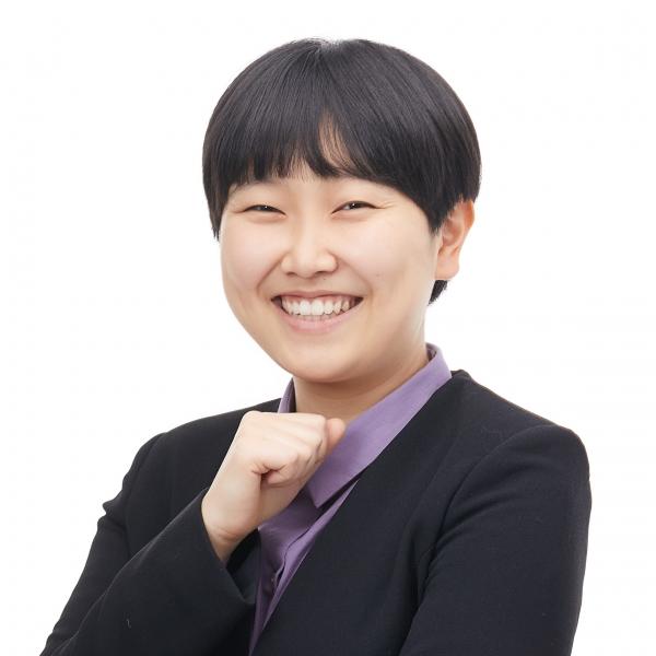 이가현 페미니즘당 서울시당 창당준비위원장.