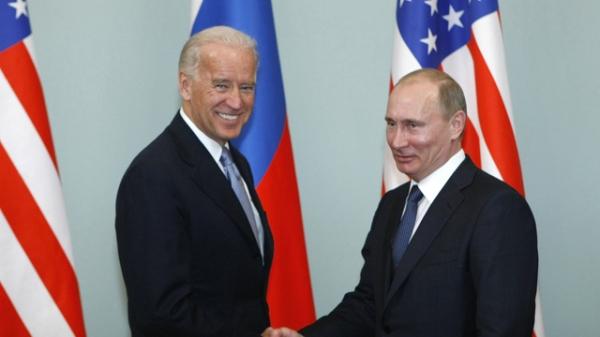 조 바이든 미국 대통령 블라디미르 푸틴 러시아 대통령 ⓒAP/뉴시스