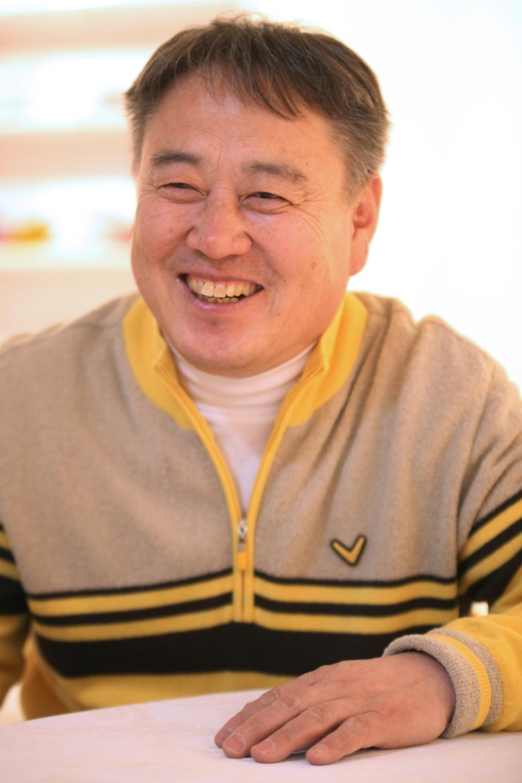 김원길 바이네르 대표 ⓒ홍수형 기자
