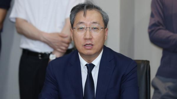윤호영 카카오뱅크 대표 ⓒ뉴시스