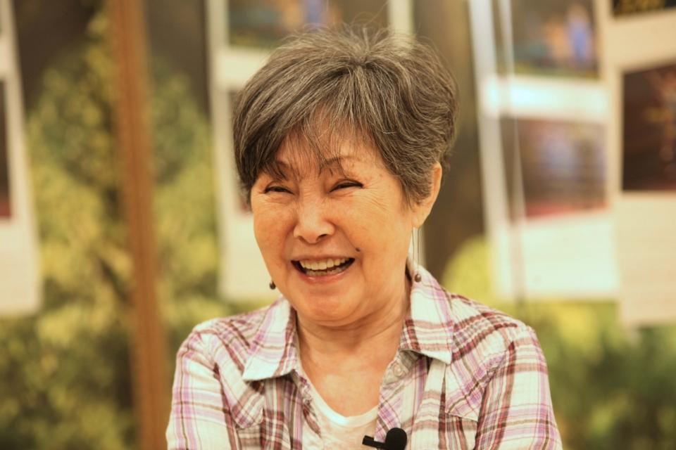윤복희 배우 ⓒ홍수형 기자