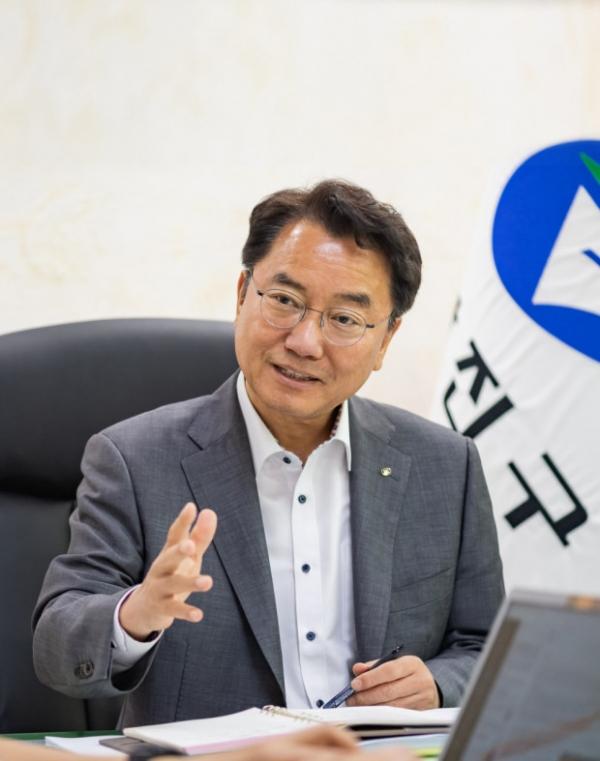 김선갑 광진구청장 ⓒ광진구청