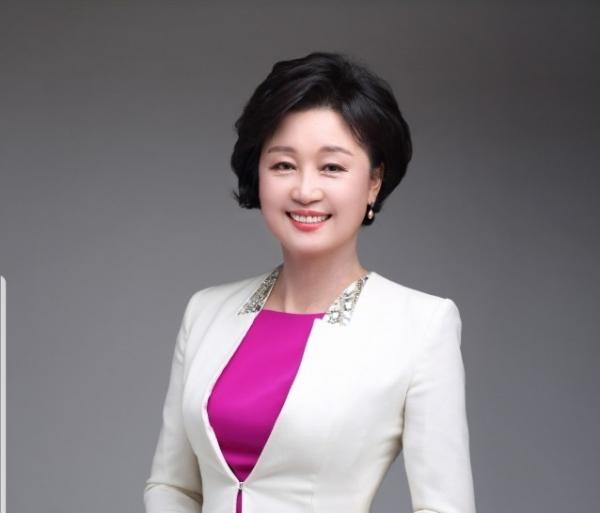 이은주 (사)한국여성유권자연맹 신임 회장. 사진=(사)한국여성유권자연맹