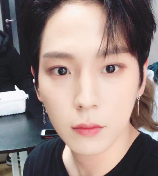 그룹 비에이피(B.A.P.) 멤버 힘찬 ⓒ힘찬 인스타그램 캡처