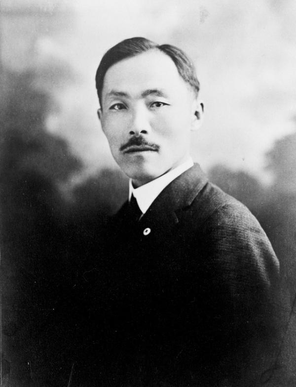 독립운동가 도산 안창호 선생.ⓒ독립기념관