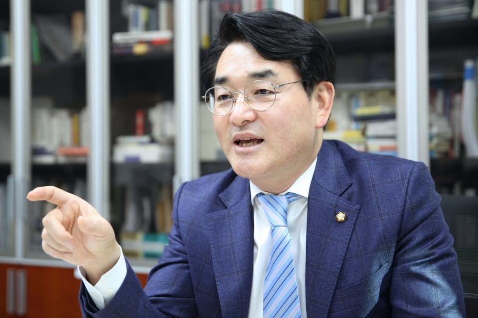 박용진 더불어민주당 의원 ⓒ홍수형 기자