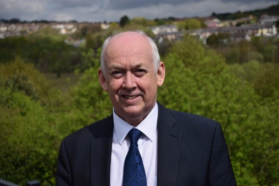 영국 의회 초당적 모임의 일원으로 *** 웨인 데이비드 의원 ⓒ웨인 데이비드 이원 홈페이지 갈무리