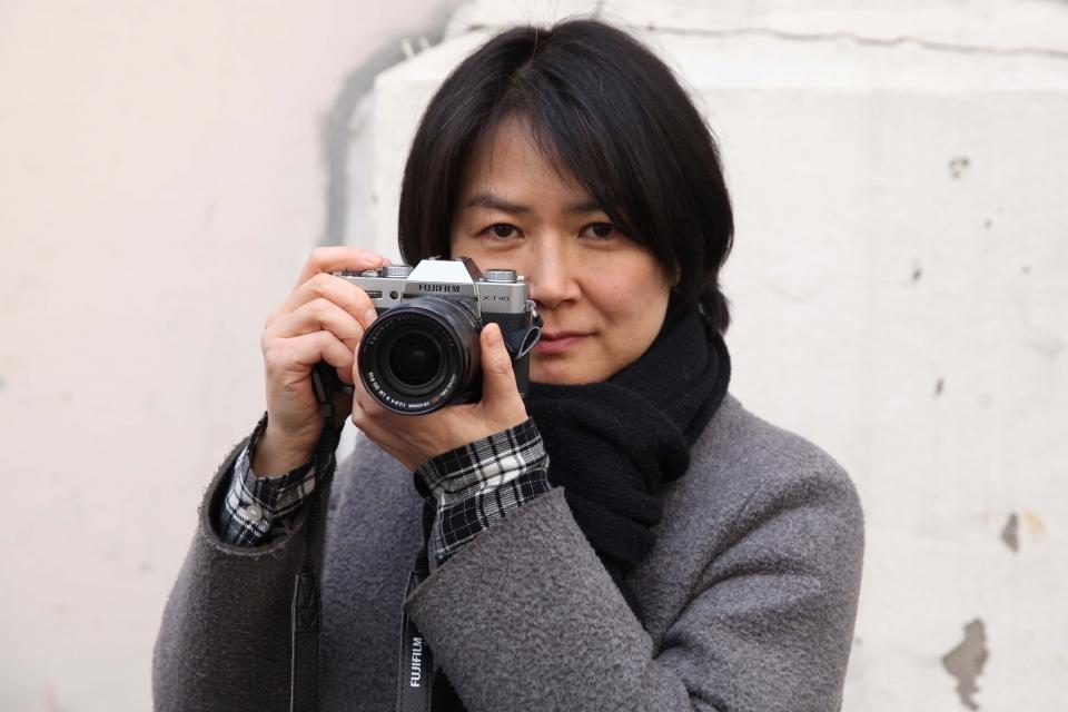 윤정미 사진작가 ⓒ홍수형 기자