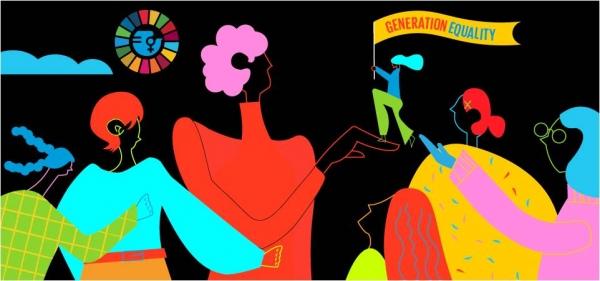 UN Women 홈페이지 캡처/Yihui Yuan.