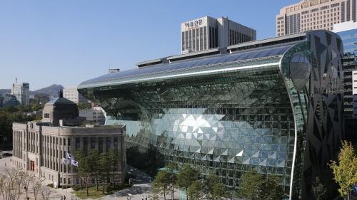 서울시청 전경 ⓒ뉴시스
