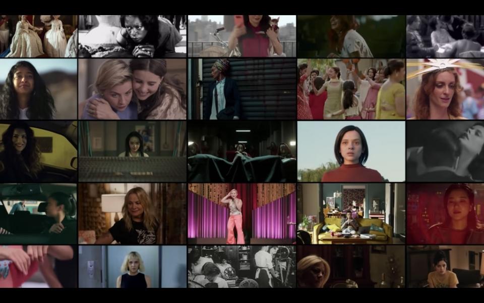 3.8 세계여성의 날을 맞이해 여성 스토리텔러 지원 계획을 발표한 넷플릭스 ⓒ넷플릭스