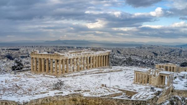 그리스 아테네 아크로폴리스 ⓒAP/뉴시스