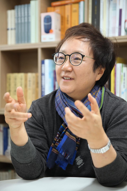 박선영 한국여성정책연구원 센터장 ⓒ홍수형 기자