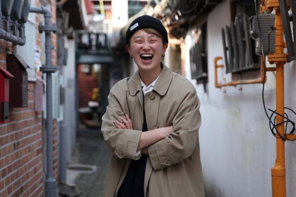 허휘수 씨 ⓒ홍수형 사진기자