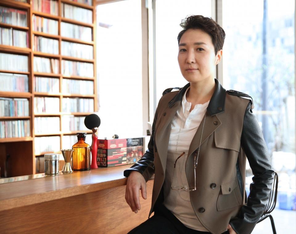 김진아 서울시장 후보 ⓒ홍수형 기자