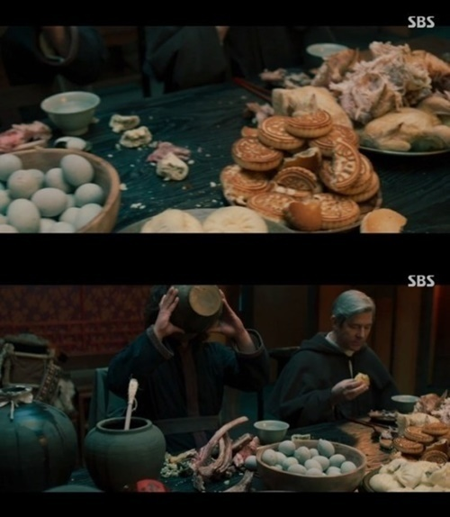 ⓒSBS '조선구마사' 방송 캡쳐/뉴시스