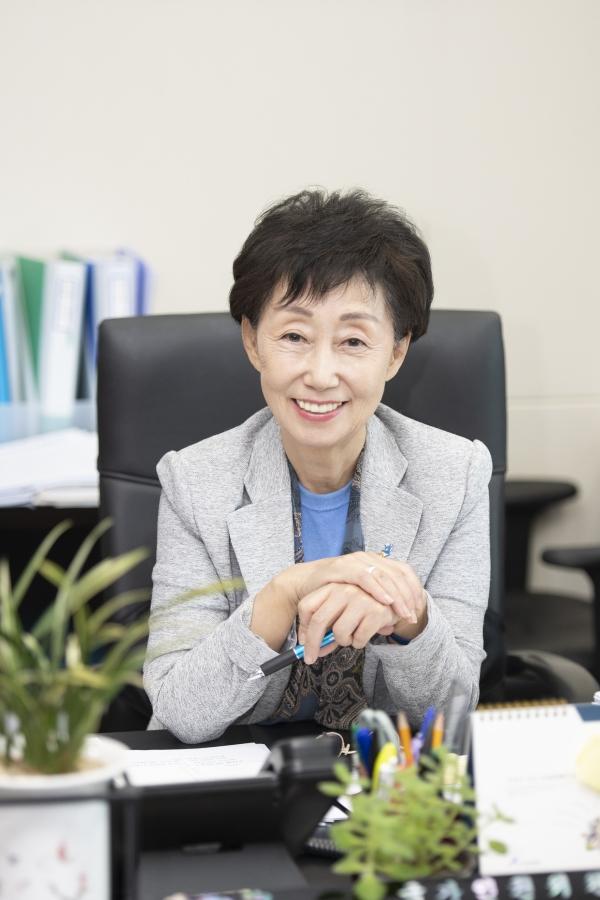 최영애 국가인권위원회 위원장 ⓒ국가인권위원회