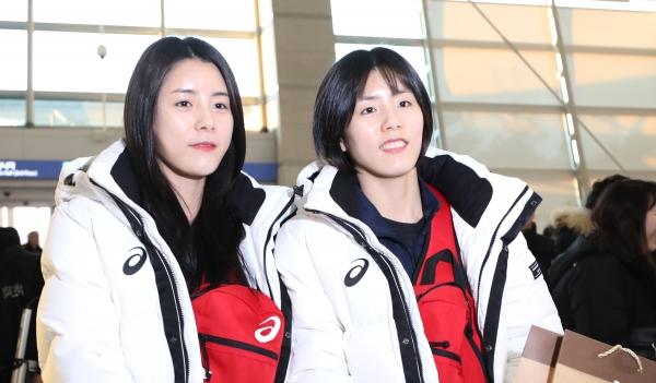 이재영·이다영 쌍둥이 자매 ⓒ뉴시스·여성신문<br>