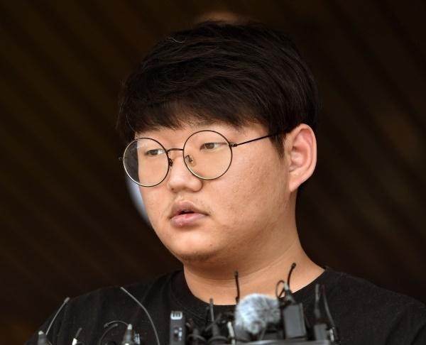 n번방 최초 개설자인 일명 '갓갓' 문형욱(24) ⓒ뉴시스.여성신문