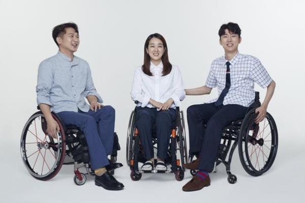삼성물산 패션부문의 '하티스트'는 장애인 전문 패션 브랜드를 표방한다.  ⓒ하티스트