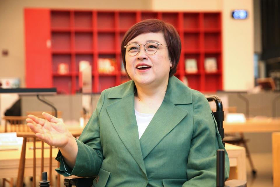 김미연 유엔장애인권리위원회 부위원장 ⓒ홍수형 기자