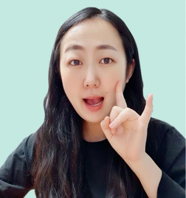 유튜버 '하개월' 김하정씨  ⓒ본인 제공