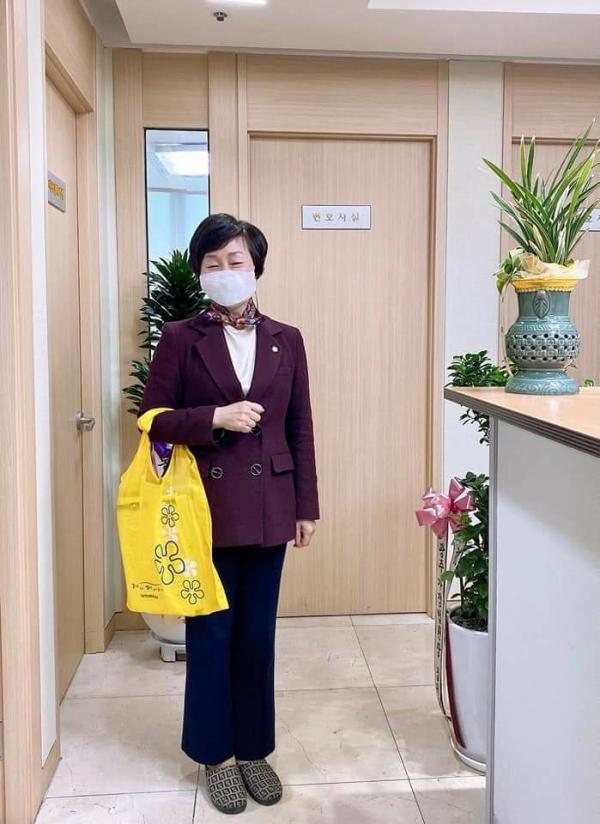 조현욱 전 한국여성변호사회 회장.
